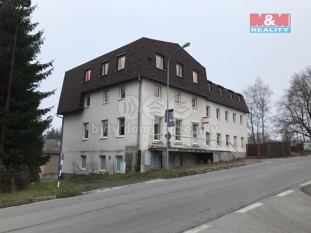 Pronájem kancelářského prostoru, 17 m², Svratka, ul. Táborská