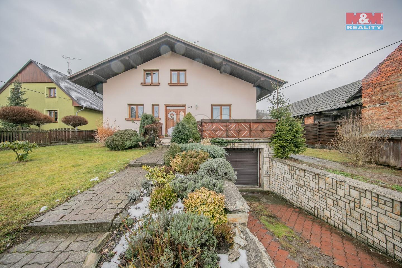 Prodej, rodinný dům, 128 m², Chvalčov, ul. Svornosti