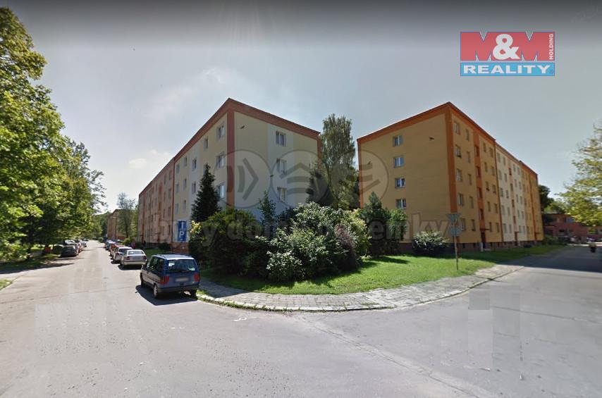 Prodej bytu 3+1, 54 m², Ostrava, ul. Patrice Lumumby