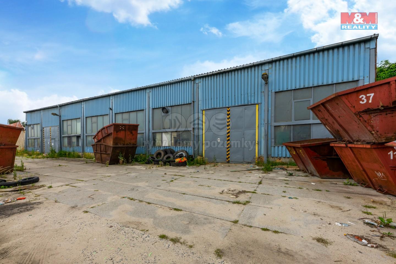 Prodej, provozní plocha, 1523 m², Plzeň, ul. Jateční