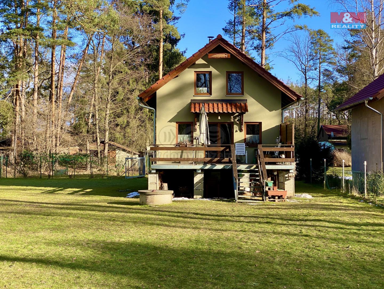 Prodej chaty, 89 m², Planá nad Lužnicí, ul. Na Černé