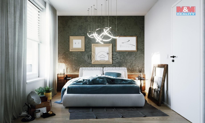 Prodej bytu 4+1, 117 m², Praha 9 - Kyje