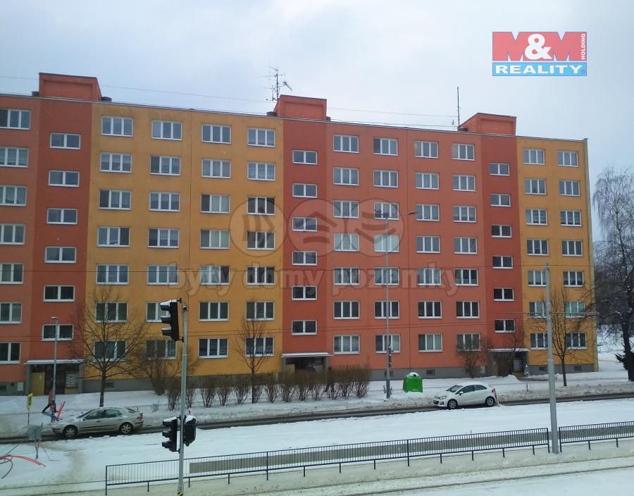 Pronájem bytu 1+1, 36 m², Ostrava, ul. Výškovická