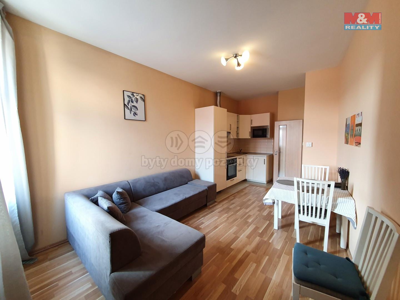 Pronájem bytu 2+kk, 42 m², Praha, ul. Vltavská