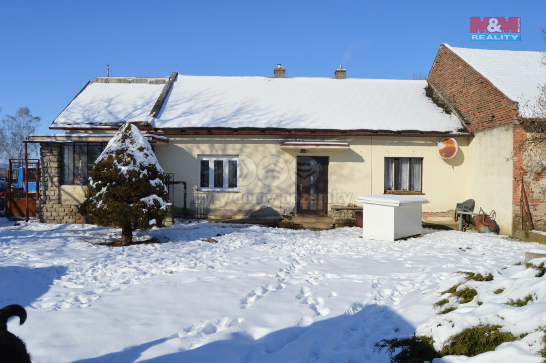 Prodej rodinného domu, 90 m², Církvice