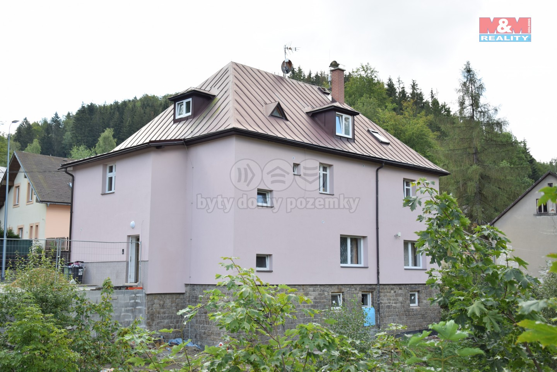 Prodej nájemního domu, 400 m², Desná v Jizerských horách