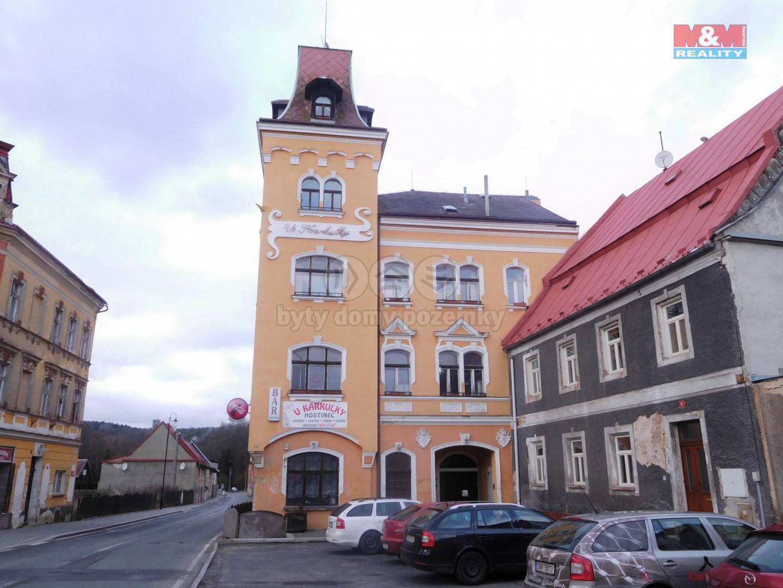 Pronájem hotelu, penzionu, 1520 m², Horní Slavkov