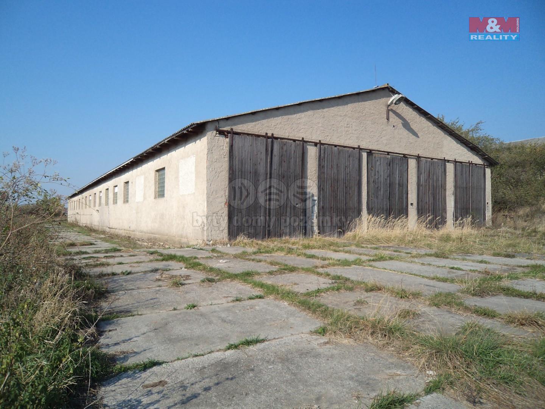 Prodej zemědělského objektu, 1250 m², Vrdy