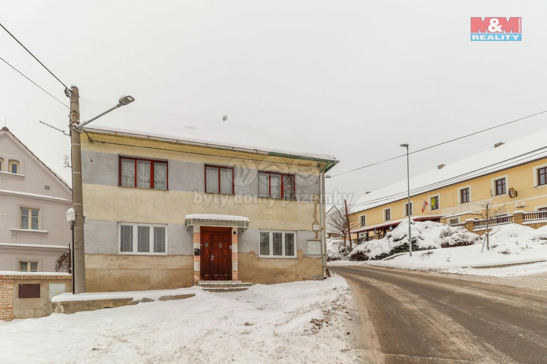 Prodej, rodinný dům, 1309 m², Miřejovice