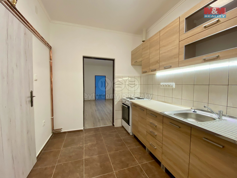 Pronájem bytu 3+1, 63 m², Ústí nad Orlicí