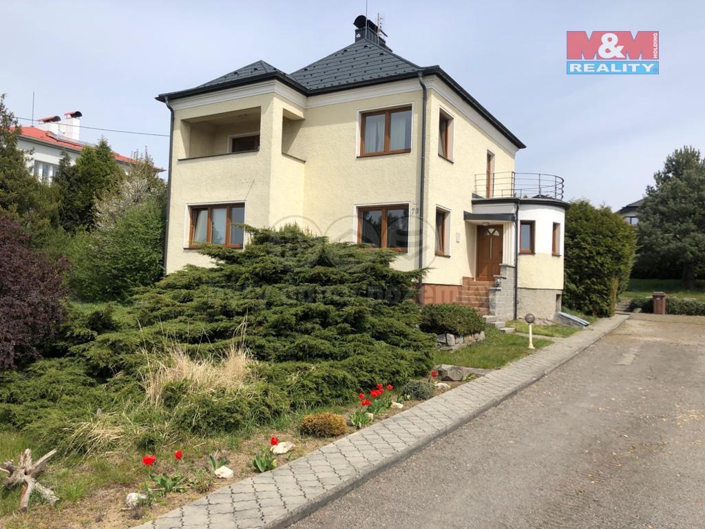 Pronájem rodinného domu, 859 m², Hlučín, ul. Osvoboditelů
