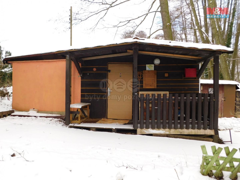 Prodej chaty, 22 m2, Libušín