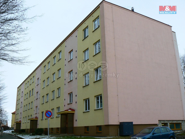 Pronájem bytu 3+1, 77 m², Nový Jičín, ul. Smetanovy sady
