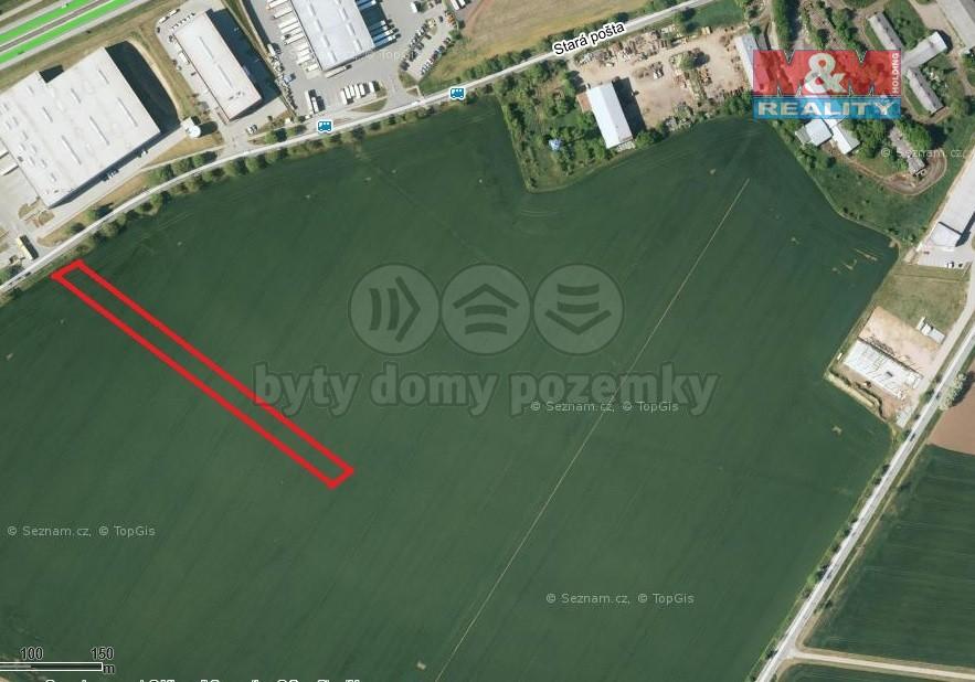 Prodej pozemku k bydlení, 2417 m2, Rajhrad