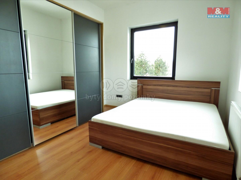 Pronájem bytu 3+1, 55 m², Příbram, ul. Budovatelů