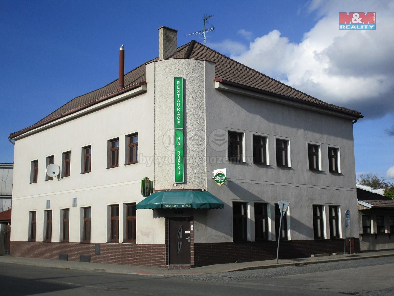Prodej obchod a služby, 501 m², Dobruška, ul. Nádražní