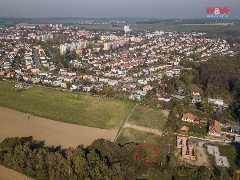 Prodej pozemku k bydlení, 1184 m², Hlučín