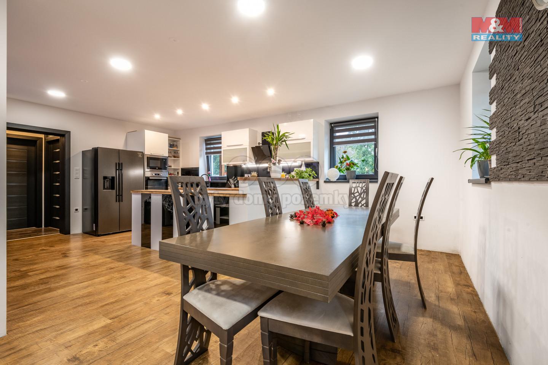 Prodej rodinného domu, 3+kk, 168 m², Vyšní Lhoty