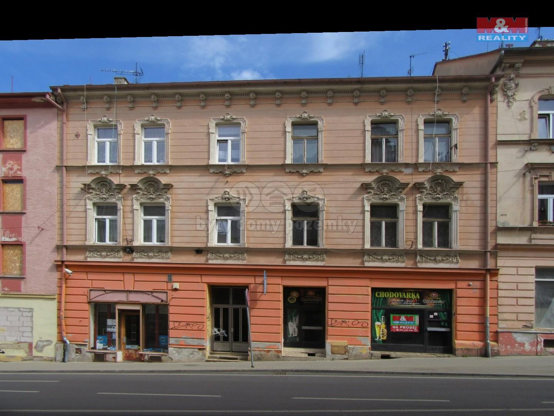 Prodej, bytový dům, 272 m2, Cheb, ul. Svobody