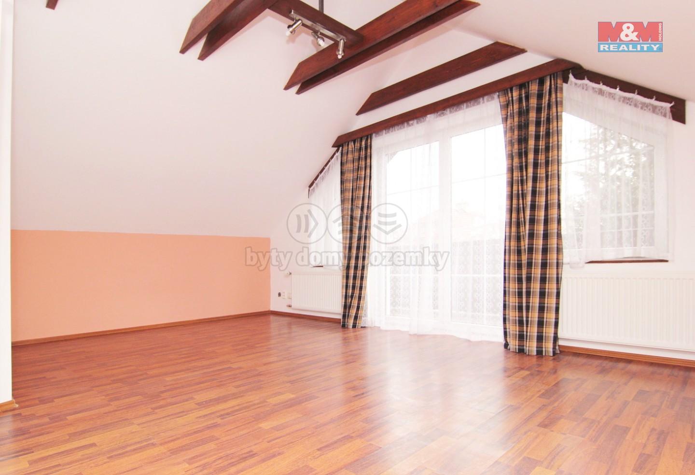 Pronájem, rodinný dům, 240 m2, Praha 6, Nebušice