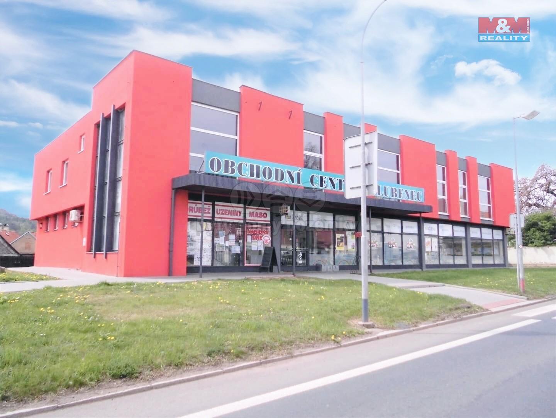 Pronájem, komerční prostory, 523 m2, Lubenec, okr. Louny