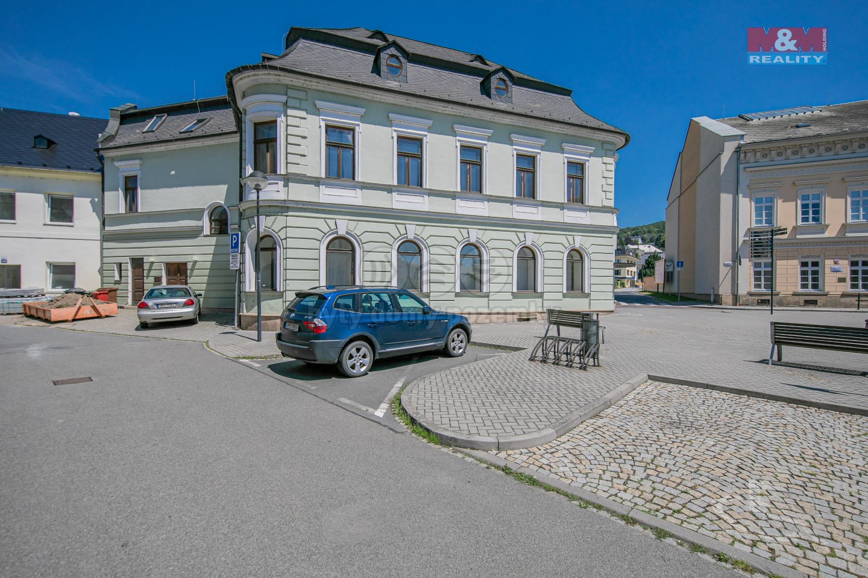 Pronájem obchod a služby, 600 m², Šternberk, ul. nám Svobody