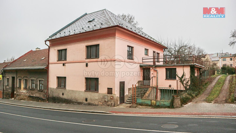 Prodej rodinného domu, 474 m², Česká Třebová, ul. Riegrova