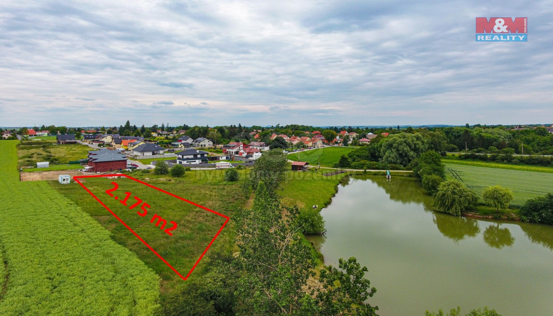 Prodej pozemku k bydlení, 2175 m², Hostouň