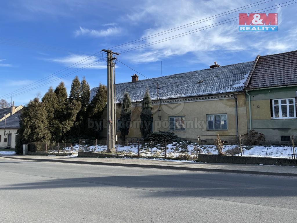 Prodej rodinného domu, 1840 m², Chornice, ul. Jevíčská