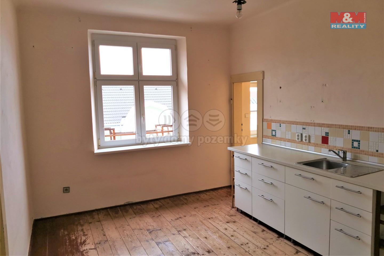 Pronájem, byt 2+kk, 46 m², Nymburk, ul. Masarykova