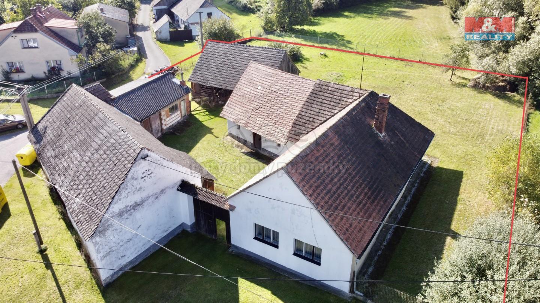 Prodej rodinného domu, Pivkovice