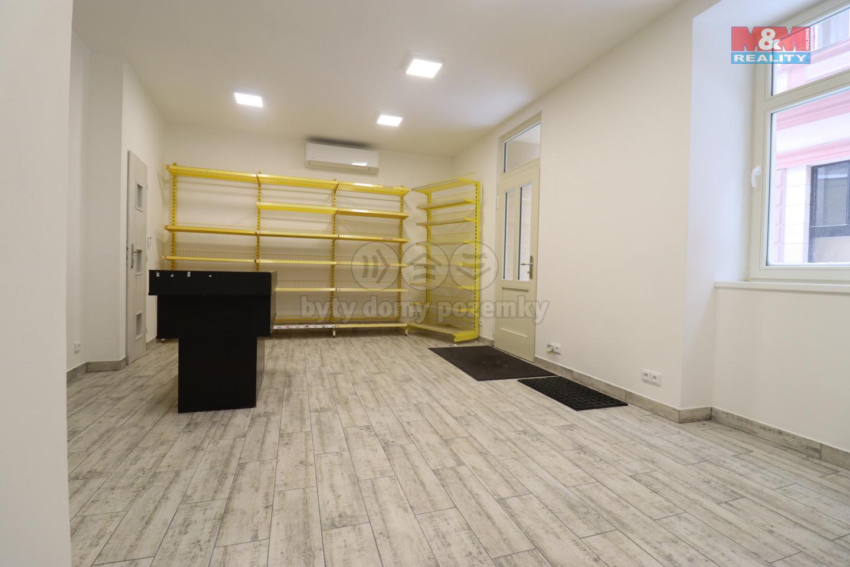 Pronájem obchodního prostoru, 35 m2, Nymburk