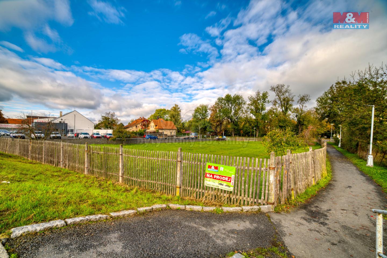 Prodej pozemku k bydlení, 2295 m², Horšovský Týn