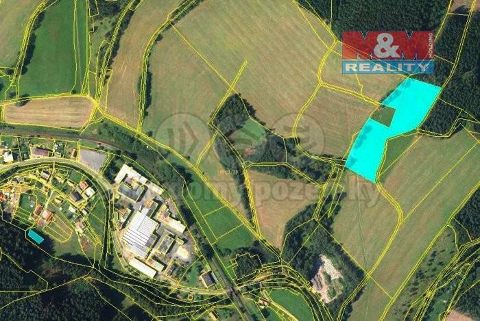 Prodej louky, 2952 m², Hynčice u Broumova