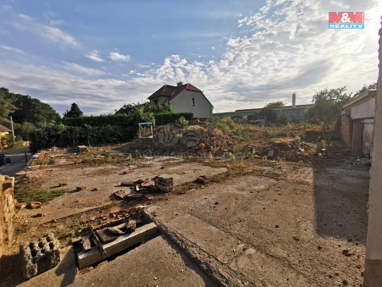 Prodej pozemku k bydlení, 920 m², Dub nad Moravou