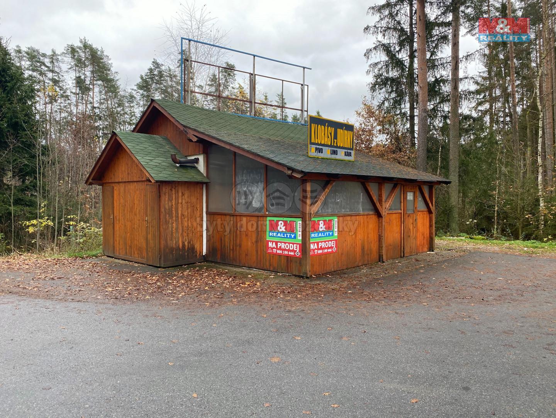 Prodej obchod a služby, 48 m², Stráž nad Nežárkou