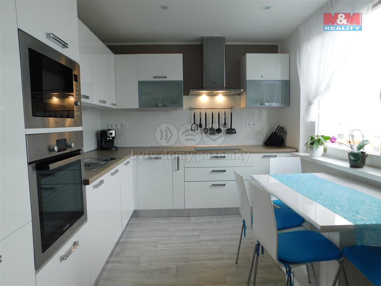 Prodej, byt 3+1, OV, 78 m2, Brno