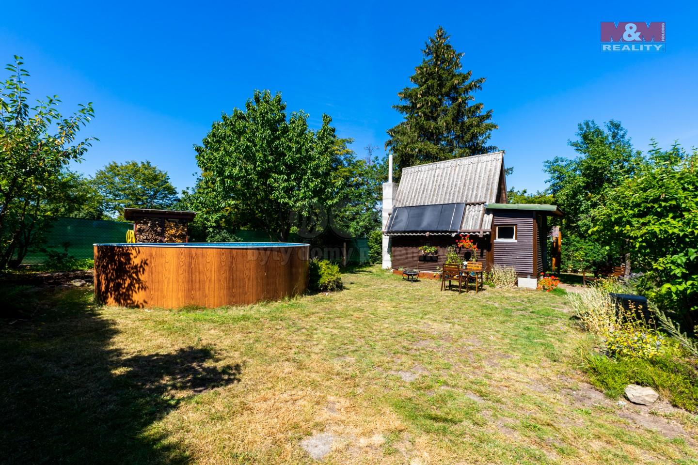 Prodej, chata, 2+kk, 258 m², Chyňava