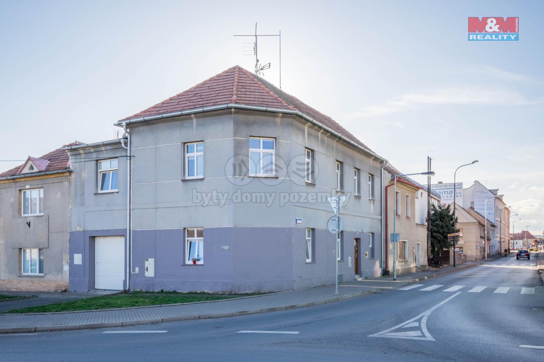 Pronájem bytu 2+kk, 44 m², Libochovice, ul. Riegrova