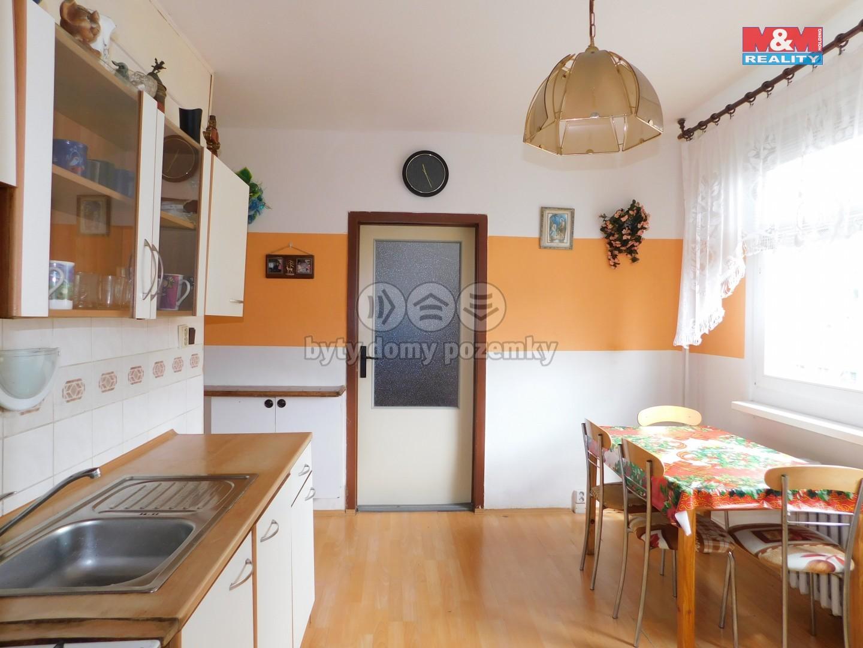 Prodej, byt 3+1, 72 m², Ústí nad Labem, ul. Jindřicha Plachty