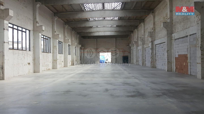 Pronájem výrobního objektu, 751 m², Brno, ul. Šámalova