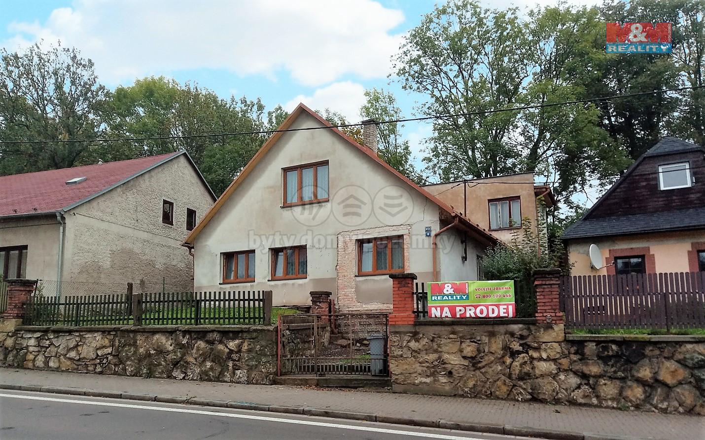Prodej rodinného domu, 361 m², Česká Třebová