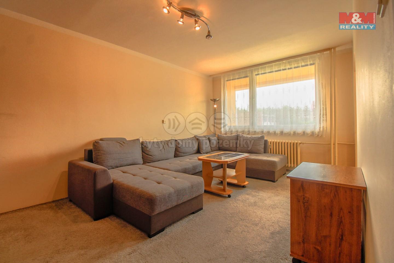 Pronájem bytu 1+kk, 30 m², Kladno, ul. Plzeňská