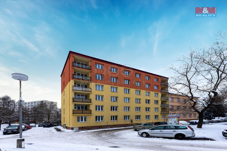 Prodej bytu 1+1, 39 m², Rokycany, ul. Nerudovo náměstí