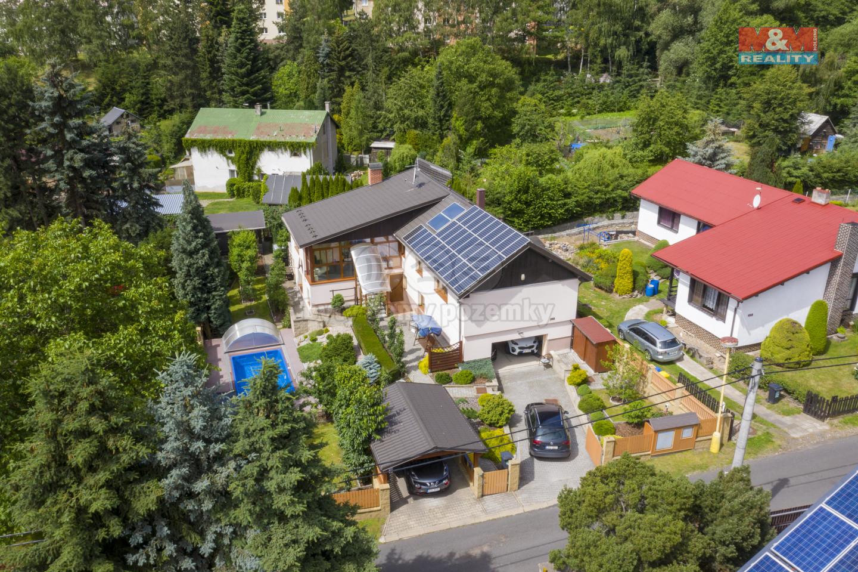 Prodej rodinného domu, 250 m², Lom, ul. Lesní