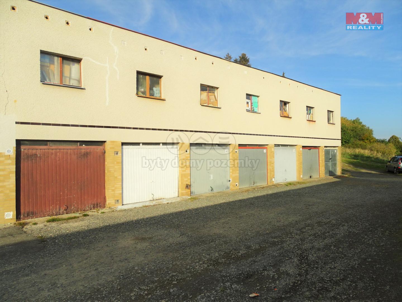 Prodej garáže, 16 m2, Tachov
