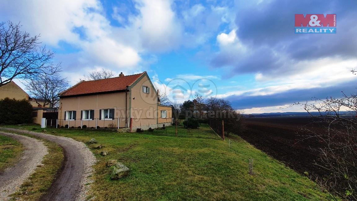Prodej chalupy, 147 m², pozemek 2744 m², Hospozínek