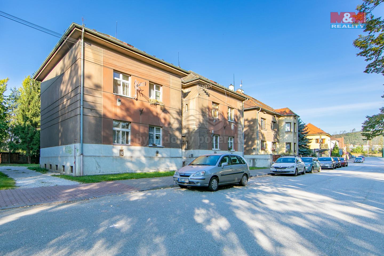Prodej, byt 1+kk, 33 m², Králův Dvůr, ul. náměstí Míru