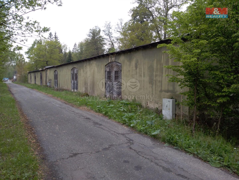 Prodej skladu, 1047 m², Mikulovice