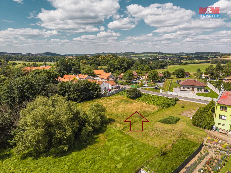 Prodej pozemku k bydlení, 3196 m², Štětkovice